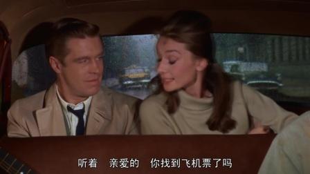 帅小伙和美女坐车,美女却在车上换衣服,这操