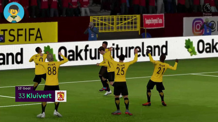 NS FIFA19 恒大战英超集锦7