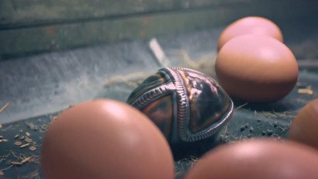 搞笑动画:母鸡们为了保住农场的一个鸡位,合