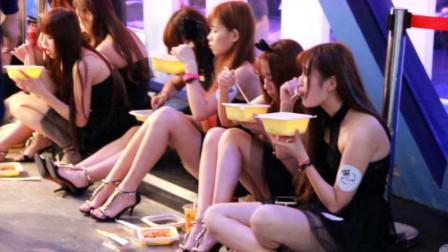 青岛出现大量韩国美女,都靠什么生活?说出来你可能不信