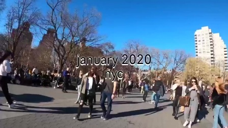 【Joe Greer 纽约扫街 下集】 第一人街头摄影   街拍   POV