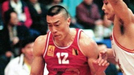前中国男篮主力大前锋马健,教你美式篮实用技
