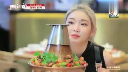 """韩国综艺:光看起来就觉得好吃!让韩国人""""大"""