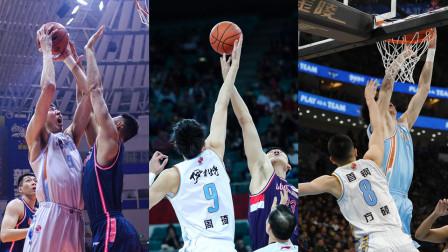 【原创】去你的篮球梦!大魔王周琦CBA19-20赛季盖帽超燃混剪集锦