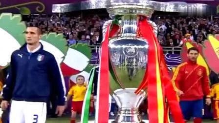 和巅峰时期斗牛士打对攻,看看12年欧洲杯意大利