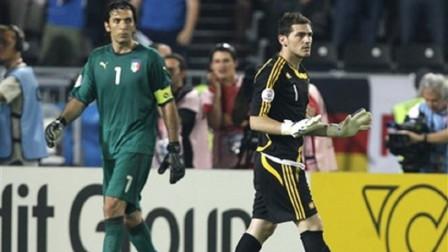 08年欧洲杯淘汰赛,卡西布冯最惨烈的一次对决,