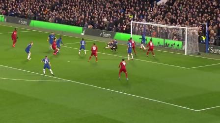 足总杯切尔西对阵利物浦比赛集锦:红军颓废三连败,欧冠之路让人担忧!