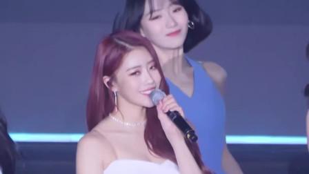 韩国美女组合DIA演唱Lovely,人如歌名真可爱