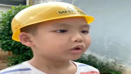 广西老表搞笑视频,老表检验儿子的普通话,扎心了