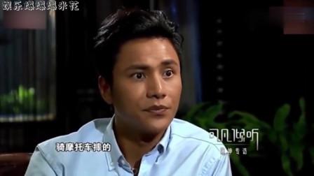 陈坤采访谈儿子糗事,小时候太好笑,被陈坤拿