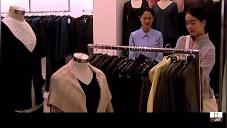 《天道》美女去逛商场早有人安排好 她所有看过