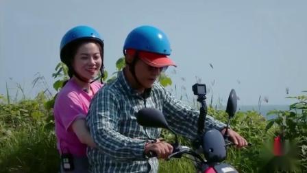 漂洋过海来爱你:骑上心爱的小摩托,酒吧老板