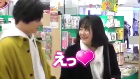 日本节目:想象一下你正在看明星的写真集,突