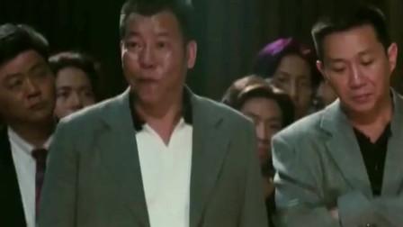 《古惑仔》蒋先生可真幽默,洪兴所有兄弟全是