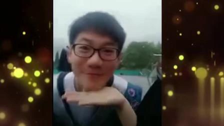 家庭幽默录像:红衣小哥为逃避喝酒,满分演技