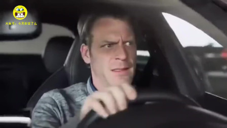奥迪搞笑创意广告:为了一个车位,这两人疯了
