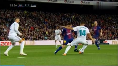 足球:梅西球迷福利时刻,看梅西精彩集锦