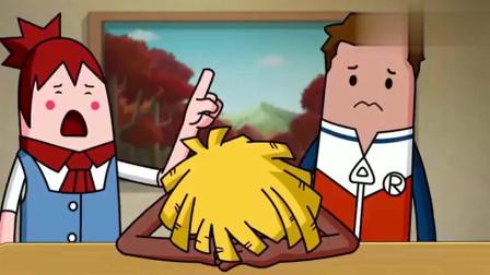 搞笑动画:霸哥想抓住最后机会升段,新赛季已