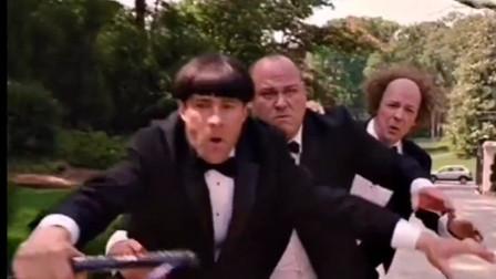 搞笑视频:奇葩三人组,不笑算我输!