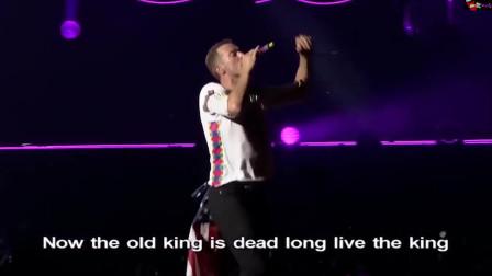 Coldplay横扫了30多个国家音乐排行榜冠军的歌,燃