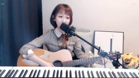 #音乐最前线#988翠花祁的吉他, 特色的嗓音, 痛快