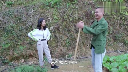 广西农村美女23岁单身,自己找上靓仔家,说要做