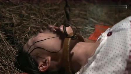 被拐美女生孩子还用铁链锁着,怎料孩子掉进井