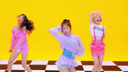 韩国美女舞团,短裙热舞抖腿神曲,百看不厌