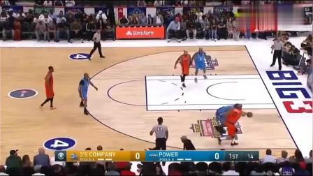 """回顾:""""老猫""""在BIG3篮球赛精彩集锦"""