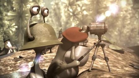 虫子大军意图占领地球,却惨败给一个老太太,