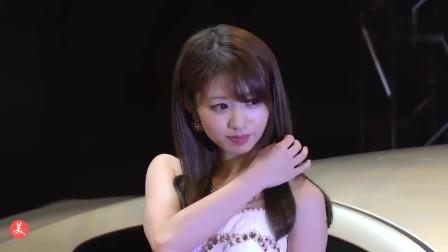 日本美女车模,就是不一样,可爱又可爱!
