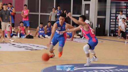 回顾:台湾篮球球员CBA训练营单挑赛集锦