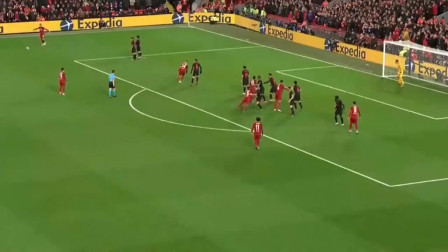 欧冠1_8决赛次回合 马竞3_2利物浦 全场集锦
