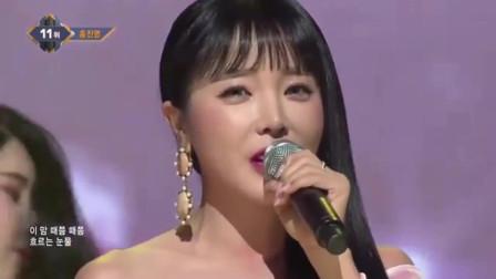韩国可爱气质美女洪真英,裙子都是一色一件吗