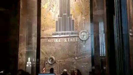 【美国街拍】:纽约曼哈顿帝国大厦重游,感觉依然美好。