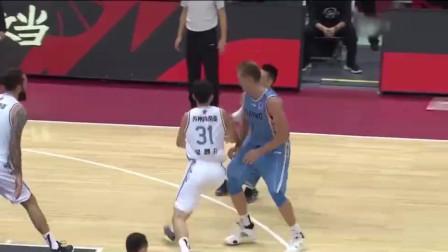 会说中文的外援!林书豪CBA超燃混剪集锦,打篮球玩的就是节奏