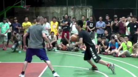 """街头教授鲍彻集锦——""""篮球场上的舞者"""""""