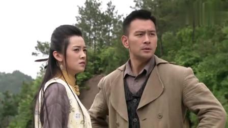 日本武士欺负美女,美女双刀直接封喉两武士