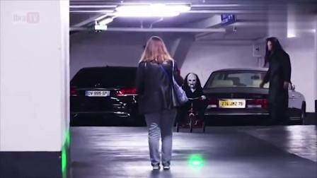 国外恶搞:奥斯卡年度恐怖恶作剧奖?5个惊悚片段