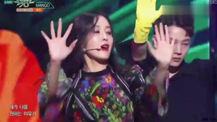 穿着高跟还能跳这么狂野,韩国美女就是强