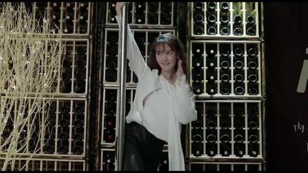 金晨的钢管舞能撩到你吗?