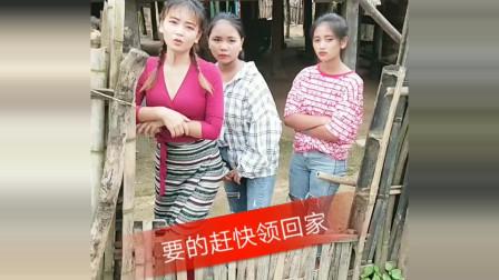 缅甸美女直言就家里有九姐妹,就剩下她姐妹三