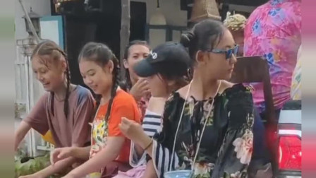 缅甸才是真正的美女王国,大街上的每一个我都