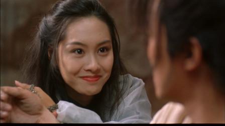 经典电影音乐: 朱茵有一种美,那就是像紫霞仙子那么美