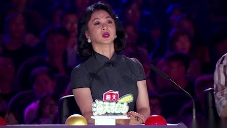 中国达人秀:烤鸭小伙展现不凡一面,钢管舞跳太好,金星大肆夸赞