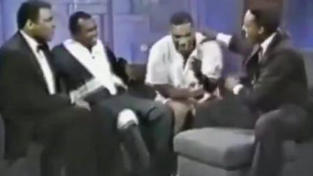 1986年珍贵视频!如果巅峰阿里PK巅峰泰森 谁赢?