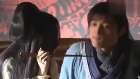 神话:易小川和秦朝第一大美女吃饭,这享受的
