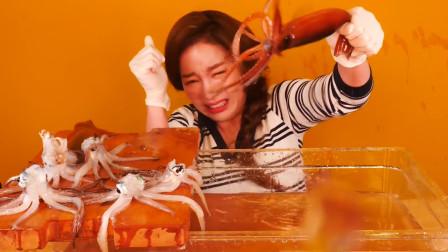 """韩国美女直播""""翻车现场"""",刚开始就发生意外,网友:开玩笑的吗"""