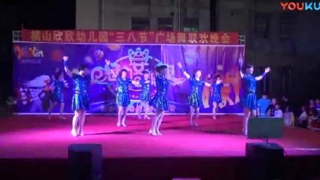《缘分让我们在一起》安铺广场健身舞蹈队2018.3.8