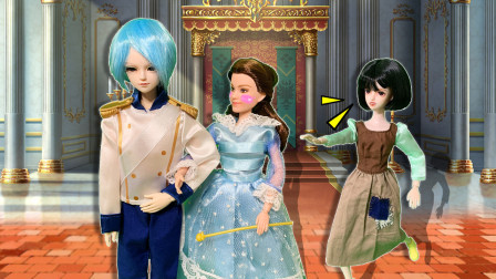 叶罗丽故事 水王子失忆忘了王默 坏姐姐趁机欺骗水王子